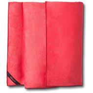 Prana Maha Yoga Towel, carmine pink, UNI - Uterák