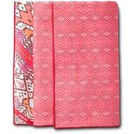 Prana Maha Yoga Towel Carmine Pink Marrakesh Uni - Uterák