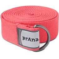 Prana Raja Yoga Strap, carmine pink - Popruh na jogu
