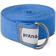 Prana Raja Yoga Strap, island blue - Popruh na jogu