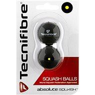 Tecnifibre jednopriepustná žltá - Squashová lopta