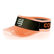 COMPRESSPORT Racket Visor, black/orange - Šilt