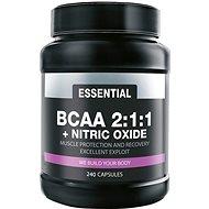 PROMIN BCAA 2 : 1 : 1+Niitric Oxide, 240 kapsúl - Aminokyseliny