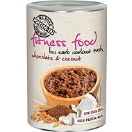 PROMIN Low Carb Workout Mash, 500 g, čokoláda, kokos - Proteínová kaša