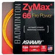 Ashaway Zymax Fire Power 66, Orange - Badminton Strings