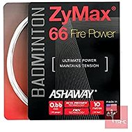Ashaway Zymax Fire Power 66 white - Bedmintonový výplet