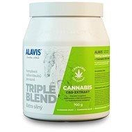 Alavis Triple Blend Extra silný + Cannabis CBD extrakt 700 g - Kĺbová výživa
