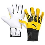 Puma One Grip 1 Hybrid Pro, Yellow - Goalkeeper Gloves