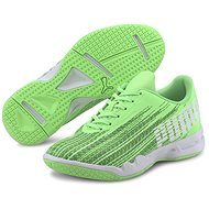PUMA Adrenalite 4.1 Jr zelená/čierna - Halovky