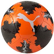 Puma SPIN ball oranžovo-čierna veľkosť 5 - Futbalová lopta