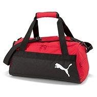 PUMA teamGOAL 23 Teambag S červená/čierna - Športová taška