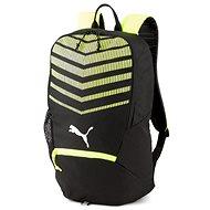 Športový batoh Puma ftblPLAY Backpack, čierno-žltý