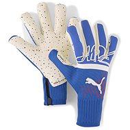 PUMA_FUTURE Z Grip 1 Hybrid blue/white - Goalkeeper Gloves