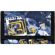 Quiksilver The Everydaily Tri-Fold Wallet BYJ0 - Pánska peňaženka