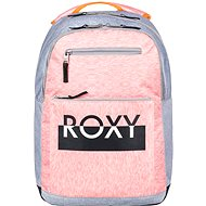 Roxy Here You Are Colorblock 2 – Heritage Heather AX - Mestský batoh