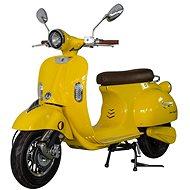Racceway CENTURY yellow - Elektrický skúter