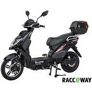 Racceway E-Fichtl, 12 Ah, čierny-lesklý - Elektrický skúter