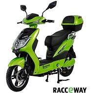 Racceway E-Fichtl, 12 Ah, sv. zelený-metalický - Elektrický skúter