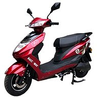 Racceway CITY 21, Red - Electric Scooter