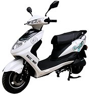 Racceway CITY 21, White - Electric Scooter
