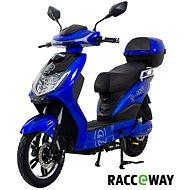 Racceway E-Fichtl 12AH modrý-lesklý - Elektrický skúter