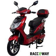 Racceway E-Fichtl 12AH červený-lesklý - Elektrický skúter