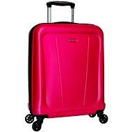 Sirocco T-1213/1-S ABS – ružový - Cestovný kufor