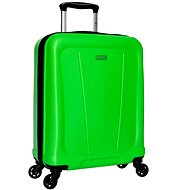Sirocco T-1213/1-S ABS – zelený - Cestovný kufor