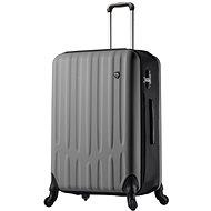 Cestovný kufor MIA TORO M1301/3-L – strieborný