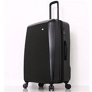 Cestovný kufor MIA TORO M1713/3-L – čierny - Cestovný kufor s TSA zámkom