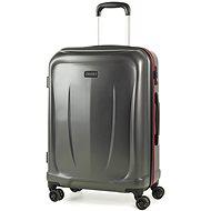 afc90625a03fc Cestovný kufor ROCK TR-0165/3-M ABS – charcoal - Cestovný kufor