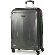 3df2e728b24eb Cestovný kufor ROCK TR-0165/3-L ABS – charcoal - Cestovný kufor