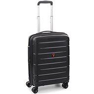 Roncato Flight DLX 55 EXP čierny - Cestovný kufor s TSA zámkom