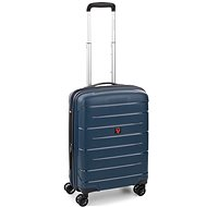 Roncato Flight DLX 55 EXP modrý - Cestovný kufor s TSA zámkom