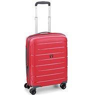 Roncato Flight DLX 55 EXP červený - Cestovný kufor s TSA zámkom