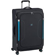 a6269a017af6c Roncato City Break 75 cm čierny - Cestovný kufor s TSA zámkom