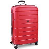 Roncato Flight DLX 79 EXP červený - Cestovný kufor s TSA zámkom