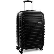 Roncato Fusion 65 čierny - Cestovný kufor s TSA zámkom