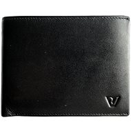 Roncato AVANA RFID I, čierna - Peňaženka