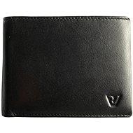 Roncato AVANA RFID malá, čierna - Peňaženka