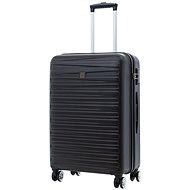 Modo by Roncato Houston 67 cm, 4 kolieska, čierny - Cestovný kufor s TSA zámkom