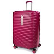 Modo by Roncato Vega 78 cm, 4 kolieska, EXP., ružový - Cestovný kufor s TSA zámkom