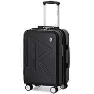 Raido Numero Uno Black Mood Line S - Cestovný kufor s TSA zámkom