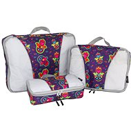 Packing Cubes Mia Toro MA-039 Hamsa Love