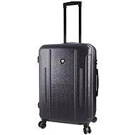 Mia Toro M1239/3-M – čierny - Cestovný kufor s TSA zámkom