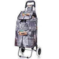 HOPPA ST-325, grey - Shopping Trolley