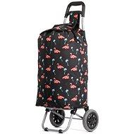 HOPPA ST-375, flamingo - Shopping Trolley