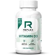 Reflex Vitamin D3, 100 kapsúl - Vitamín
