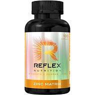 Reflex Zinc Matrix, 100 kapsúl - Minerály