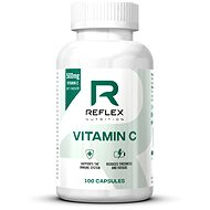 Reflex Vitamin C 500 mg, 100 kapsúl - Vitamín